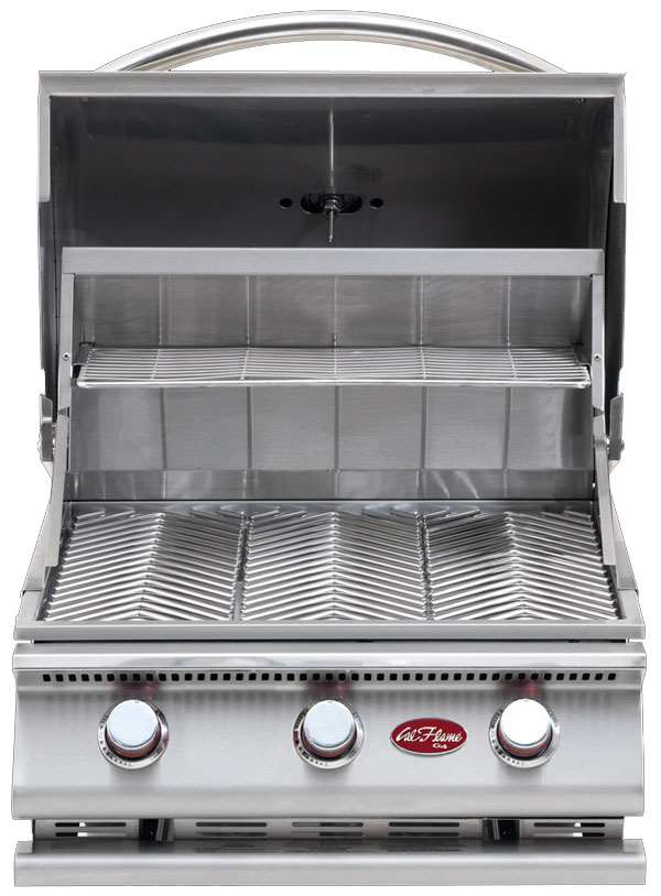 Built In Grill: BBQ BUILT-IN GRILL 3 BURNER G-3 BBQ09G03 At QuickBBQParts.com